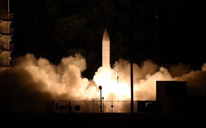 Quân đội Mỹ thử nghiệm thành công vũ khí siêu thanh