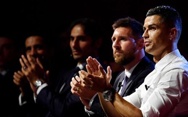 Ronaldo và Messi bất ngờ nằm ngoài top 10 VĐV xuất sắc nhất lịch sử thế giới