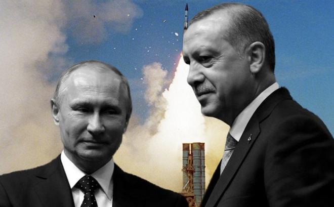 """Mỹ đi """"nước cờ cao tay"""" Patriot đến sát vách Idlib, Thổ Nhĩ Kỳ sẽ lập tức nắm chắc """"đại cuộc"""": Thắng Nga bây giờ hoặc không bao giờ?"""