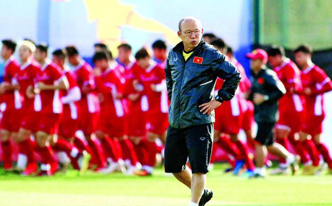 Thực hư thông tin HLV Park Hang Seo giảm lương vì COVID-19
