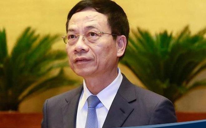 Bộ trưởng Nguyễn Mạnh Hùng kiến nghị cán bộ nhân viên làm ở nhà: Chúng ta đủ công nghệ họp trực tuyến đến từng người để làm việc tại nhà hiệu quả!