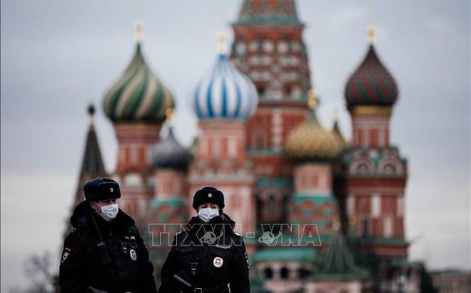 Chính phủ Nga được trao quyền áp đặt tình trạng khẩn cấp