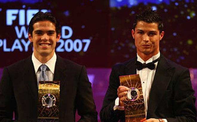 Kaka trả lời khôn khéo khi được hỏi về Messi và Ronaldo