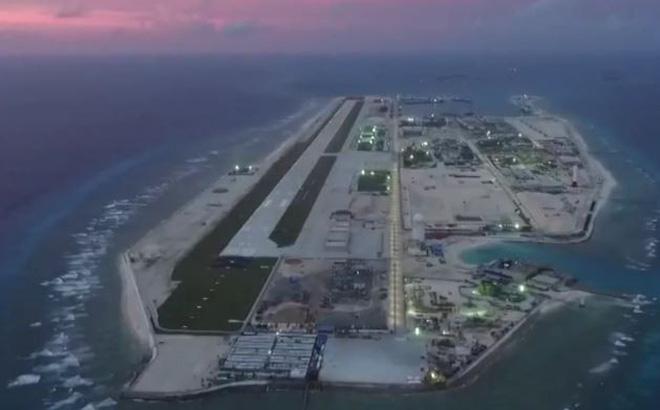 Các đảo nhân tạo Trung Quốc cải tạo trái phép ở Biển Đông có điểm yếu lớn