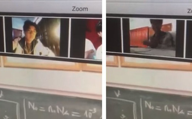 """Thấy học trò hăng say ngồi học online, giáo viên mừng ra mặt nhưng ai ngờ bị """"đám tiểu quỷ"""" qua mặt bằng chiêu trò tinh vi"""