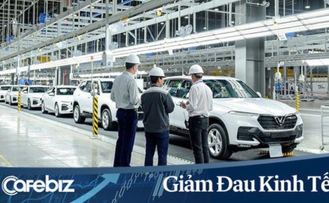 Bộ Công thương đề xuất giảm 50% lệ phí trước bạ để kích cầu ô tô, người mua xe mới có thể tiết kiệm từ vài chục đến cả trăm triệu đồng