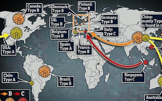 Bí ẩn biến thể COVID-19 đã hoành hành tại Trung Quốc từ sớm, còn Mỹ lại bị virus nguyên bản tấn công