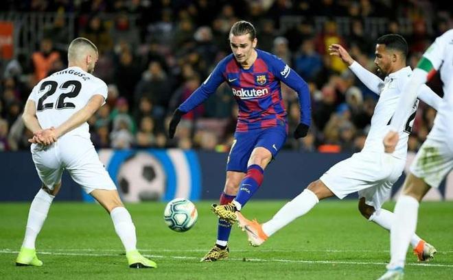 Muốn có Lautaro, Barcelona phải trao đổi bằng Griezmann