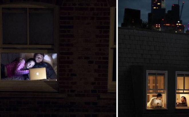 Nhiếp ảnh mùa dịch: Bộ ảnh qua khung cửa sổ hàng xóm trong những ngày ở nhà giãn cách xã hội