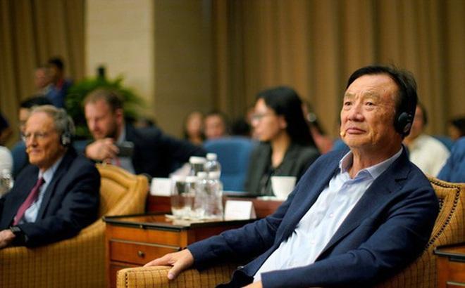 Người sáng lập Huawei: Tôi chỉ là lãnh đạo bù nhìn