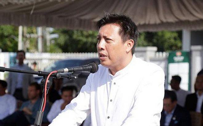 Chủ tịch LĐBĐ Myanmar ủng hộ 1 triệu USD chống Covid-19