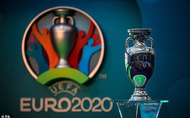 UEFA quyết định giữ nguyên tên gọi của EURO 2020