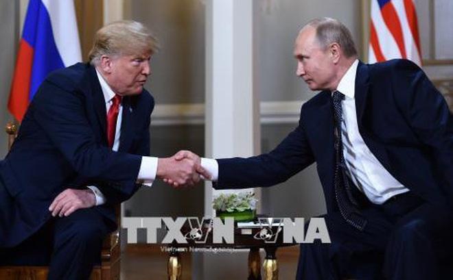 Tổng thống Nga - Mỹ ra tuyên bố chung nêu bật tinh thần 'cuộc gặp sông Elbe'75 năm trước