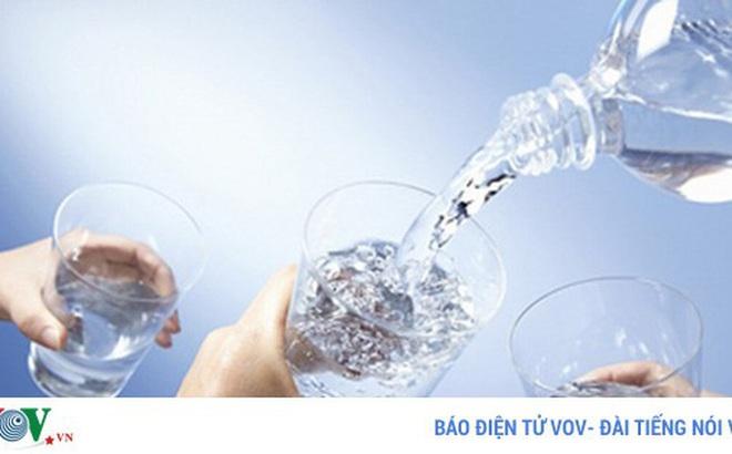 6 thời điểm vàng nên uống nước