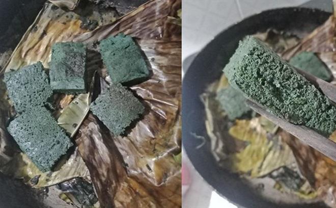 Định làm món trứng thần thánh chuyên trị đau bụng của người miền Bắc, cô gái không ngờ lại cho ra sản phẩm hệt như chiếc bánh bông lan