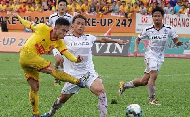 HAGL 'mở hàng' cho bóng đá Việt Nam sau dịch COVID-19