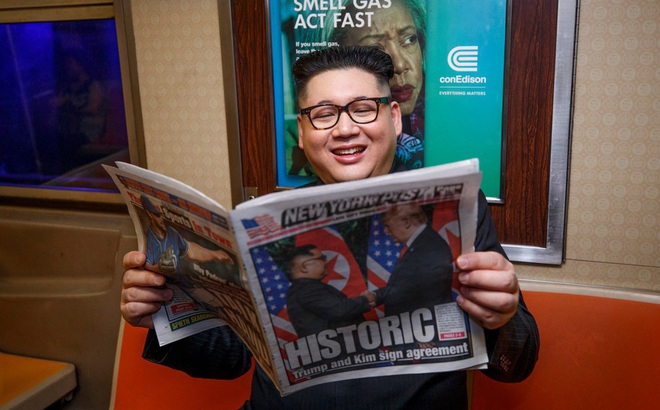 Người đóng giả ông Kim lo mất việc khi nghe tin 'nhà lãnh đạo Triều Tiên bị ốm'