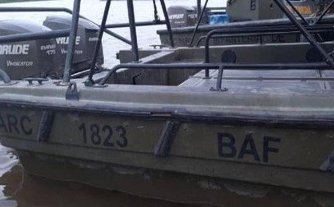 Bị Venezuela bắt thuyền vũ khí, Colombia nói thuyền tự trôi
