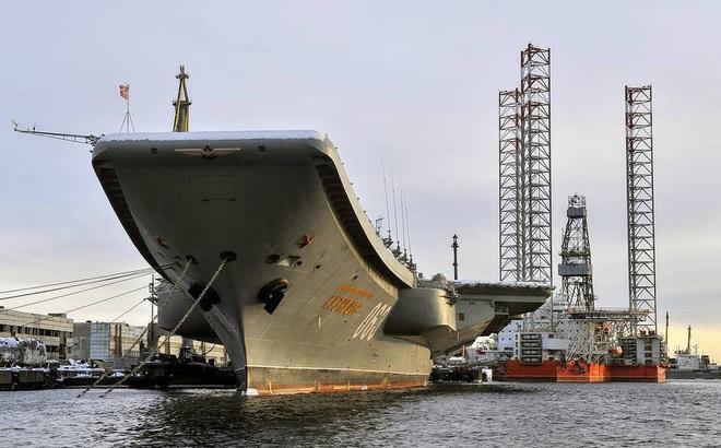 """Tàu sân bay """"đen đủi"""" của Nga lại được lên kế hoạch thử nghiệm trên biển"""