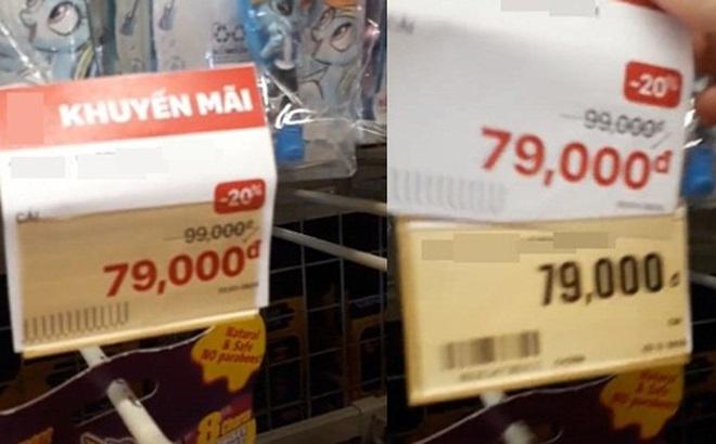 """Phát hờn với màn bóc mẽ mánh giảm giá """"nâng lên hạ xuống"""" ở siêu thị, lâu nay chúng ta có bị lừa?"""