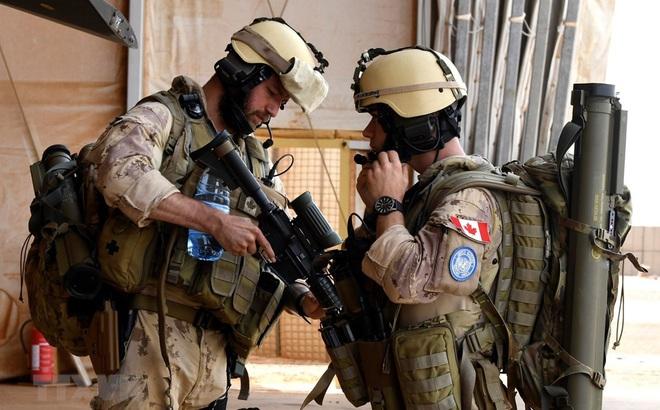 Quân đội Canada hoãn thực thi nhiệm vụ quốc tế