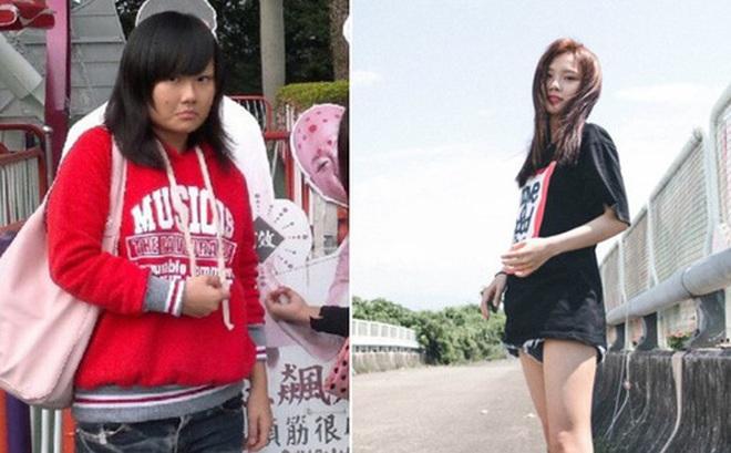 Lột xác hoàn toàn nhờ giảm cân, gái xinh vẫn bị dân mạng chê trách vì sai lầm nhiều người mắc phải