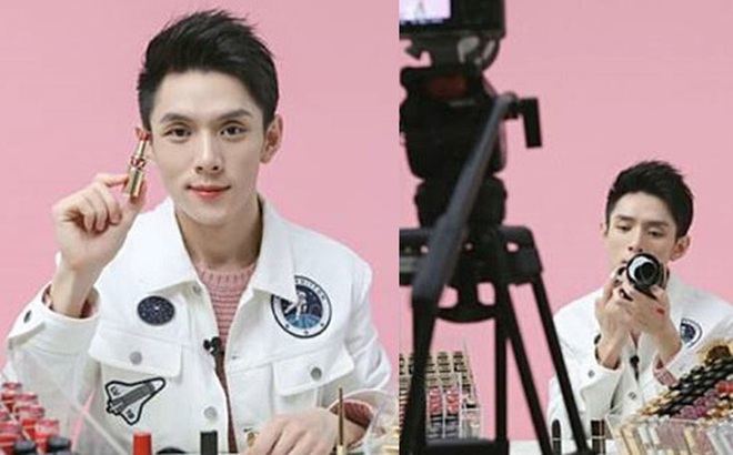 """Chàng trai được mệnh danh """"Ông hoàng son môi"""" từng bán son trực tuyến với Jack Ma hé lộ nguyên nhân thật sự của việc luôn biến mất 3 phút mỗi khi livestream"""