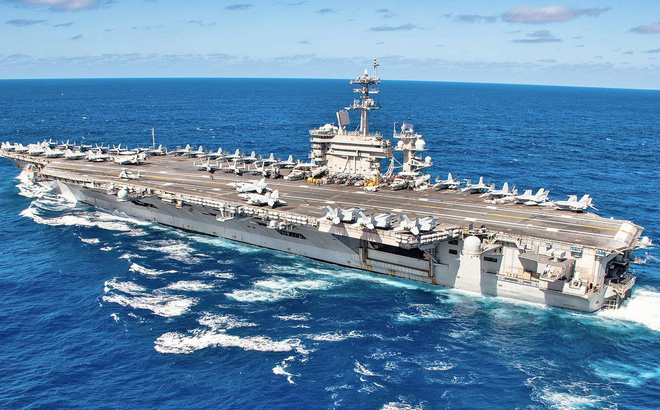 Mỹ tăng sức ép quân sự với Trung Quốc khi căng thẳng leo thang trên biển Đông