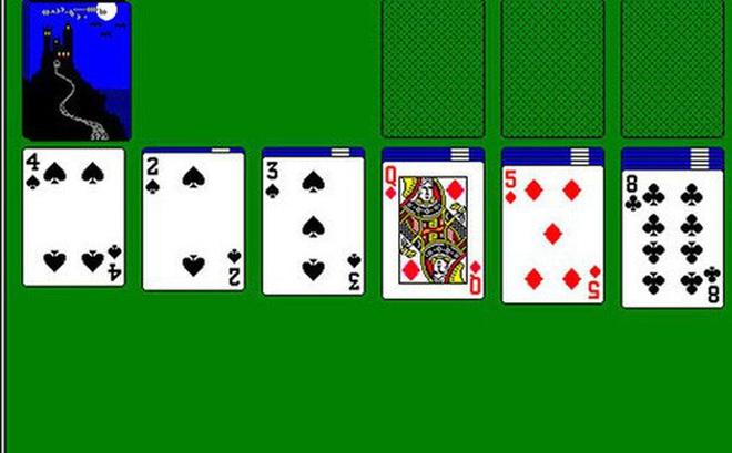 Hôm nay, trò chơi bài huyền thoại Microsoft Solitaire tròn 30 tuổi
