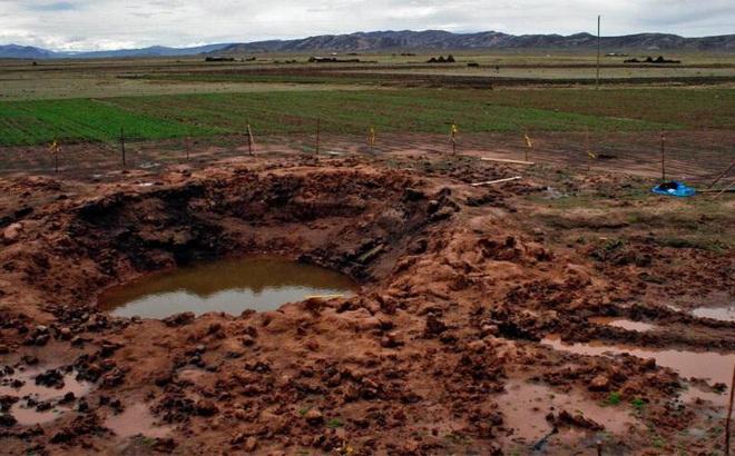 Bí ẩn thiên thạch Carancas 'phát ra' căn bệnh lạ