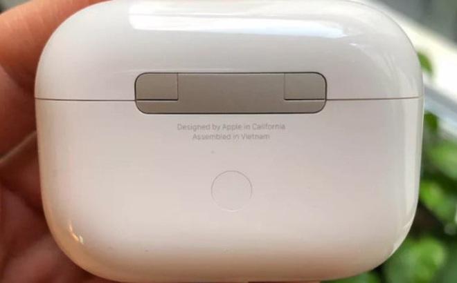 The Verge: Apple đã thực sự sản xuất tai nghe AirPods Pro tại Việt Nam