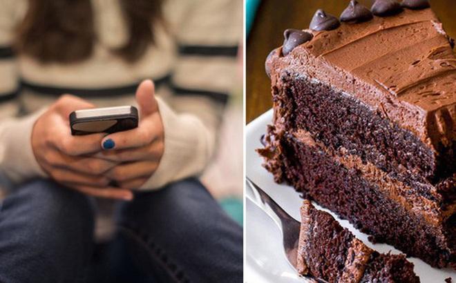 Sợ bạn gái đói, chàng trai đặt ship bánh ngọt tặng cô nào ngờ nhận phải lời hồi đáp ai nghe cũng thấy phẫn nộ