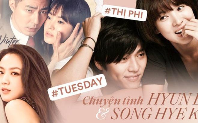 """Chuyện tình Song Hye Kyo - Hyun Bin: Đẹp nhưng 2 chữ """"tiểu tam"""" làm nên cái kết thị phi, sau bao đau khổ liệu có về với nhau?"""