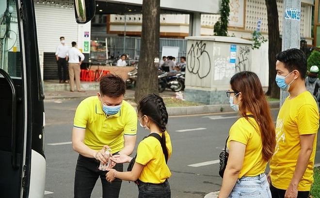 Du lịch TP Hồ Chí Minh 'ấm' dần trở lại sau dịch COVID-19