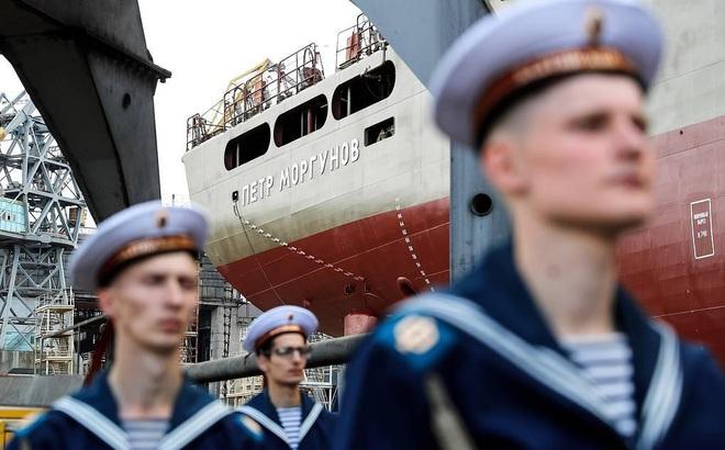 Hải quân Nga chuẩn bị có tàu chiến 5.000 tấn