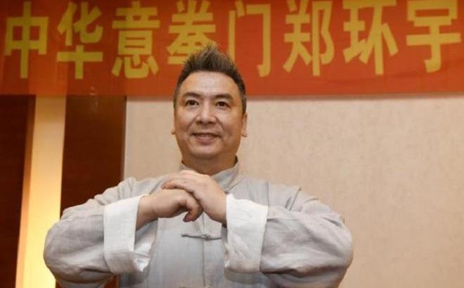 Từ Hiểu Đông nhận lời thách đấu của võ sĩ tán thủ Trung Quốc