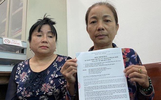 Ủy ban Tư pháp Quốc hội đã nhận đơn kiến nghị của mẹ tử tù Hồ Duy Hải