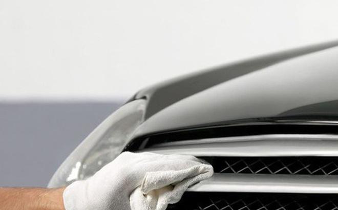 Làm thế nào để xe luôn sạch sẽ mà không tốn nhiều sức?