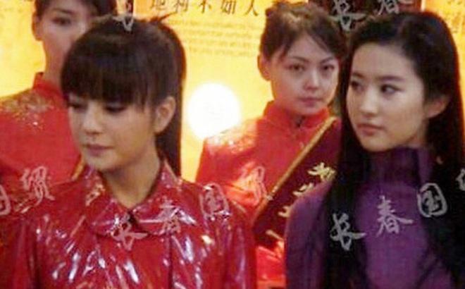 Ảnh cũ 12 năm trước khiến Cnet kinh ngạc: Nhan sắc Lưu Diệc Phi đẹp tới mức nào mà lu mờ cả Triệu Vy?