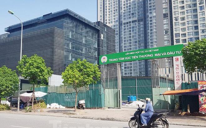 Cận cảnh khu 'đất vàng' hơn 8.000 m2 Hà Nội quyết thu hồi