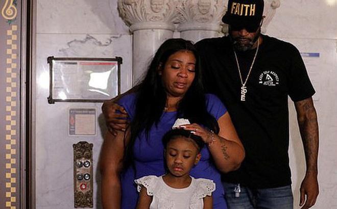 Con gái 6 tuổi của George Floyd không biết sự thật về cái chết của bố nhưng cô bé đã nói một câu khiến nhiều người phải suy ngẫm