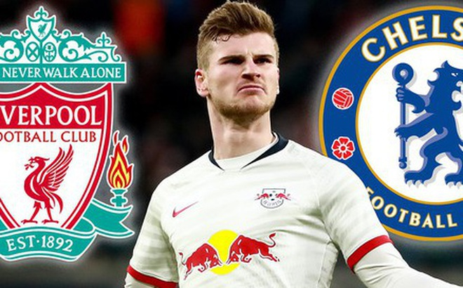 Vượt mặt Liverpool, Chelsea sắp sở hữu Werner