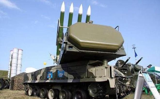 UAV mạnh nhất của Ankara 'gục ngã' trước phòng không Nga ở Syria