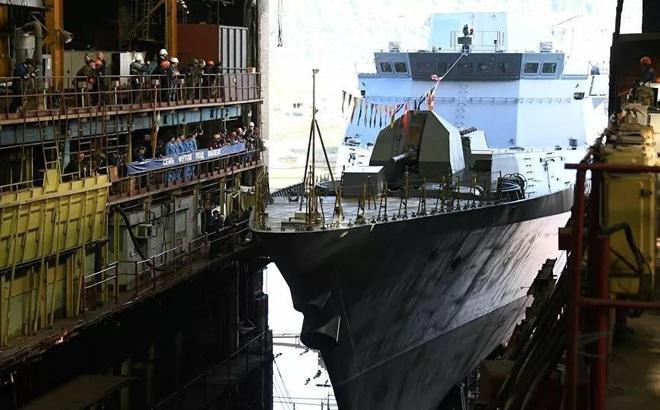 Hạm đội Thái Bình Dương Nga sắp được bổ sung tàu chiến mới