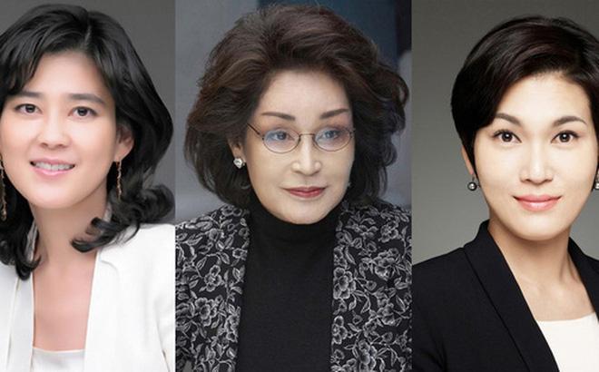 3 người phụ nữ sở hữu khối tài sản trên 1 tỷ đô la của Hàn Quốc: Là cô cháu trong gia tộc Samsung, sống ở khu vực đắt đỏ nhất Seoul