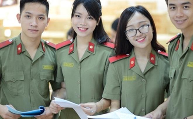 Học viện ANND và Học viện CSND công bố đề án tuyển sinh