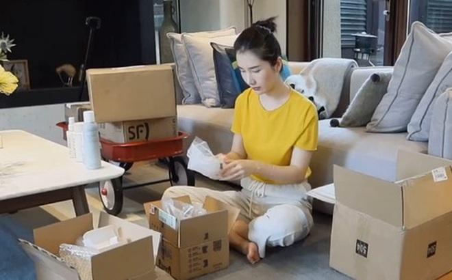 """Vợ chủ tịch Taobao khoe hơn 100 đơn hàng mua trong những ngày """"ẩn cư"""" sau khi tố chồng ngoại tình khiến người ủng hộ thất vọng"""