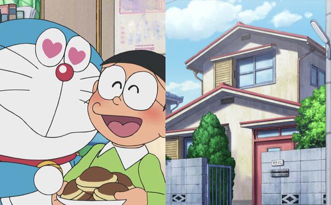 Căn nhà Nobita đang ở có giá bao tiền?