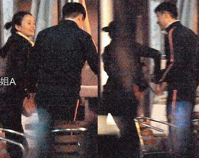 Mã Đức Chung sờ soạng gái bar trên phố