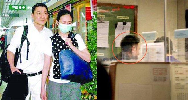 Lưu Đức Hoa đi đăng ký khai sinh cho con gái